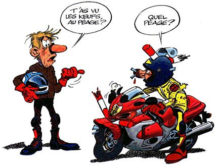 Vidéos Moto  Humour, Video, Photo, Blague  Youmadeo